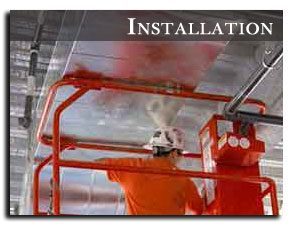 We employ fully qualified and certified union members to insure proper and safe installation of all materials every time.